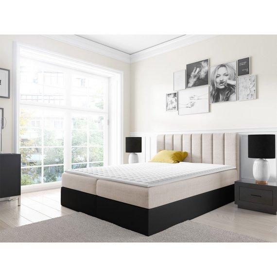 Łóżko kontynentalne Figo