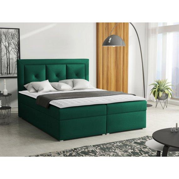 Łóżko kontynentalne Koay Plus Box