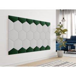 Panel ścienny tapicerowany koperta Lok
