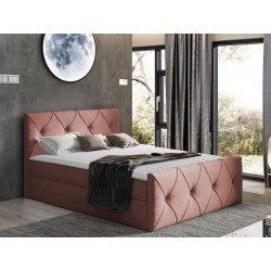 Łóżko kontynentalne Xirious Lux