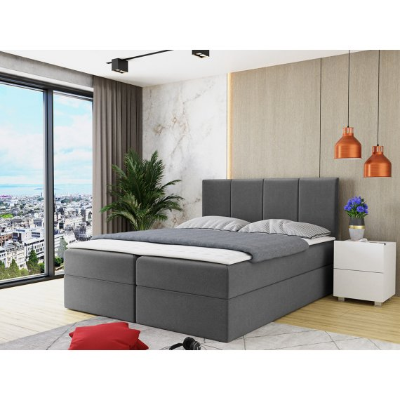 Łóżko kontynentalne Gonzo