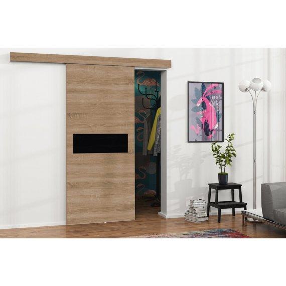 Drzwi przesuwne wewnętrzne Mereno IV 90