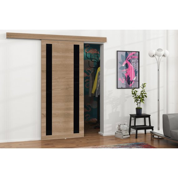 Drzwi przesuwne wewnętrzne Mereno VI 90
