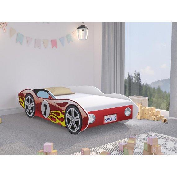 Łóżko samochód Maksanty