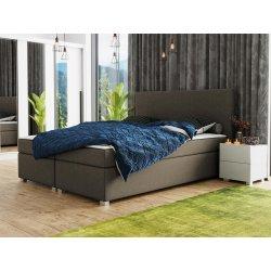 Łóżko kontynentalne Materenko