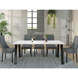 Stół industrialny Klaudian 185x90