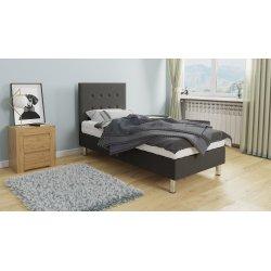 Łóżko kontynentalne Estelle