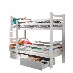 Łóżko piętrowe Nimoki New 80