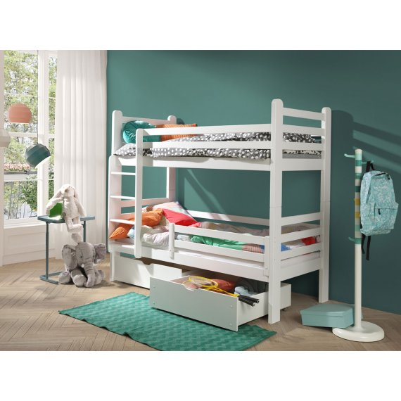 Łóżko piętrowe Nimoki New 90