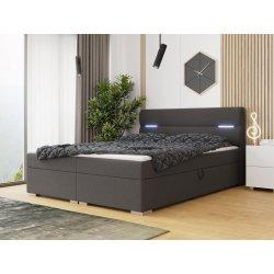 Łóżko kontynentalne Serrula