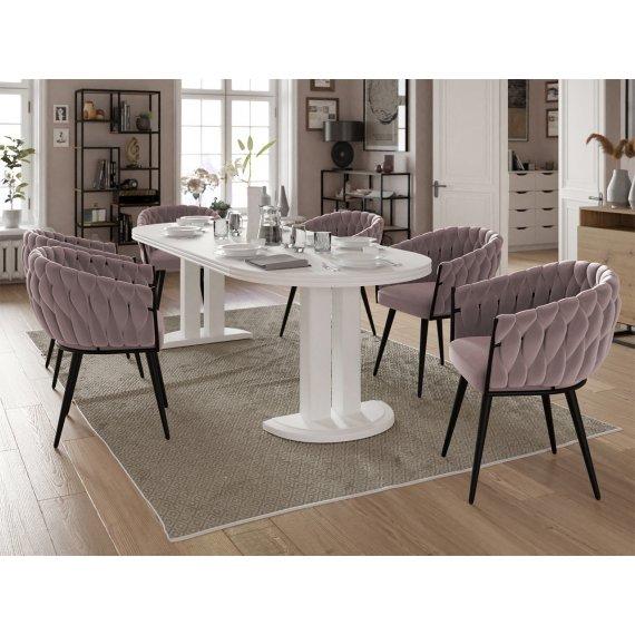 Krzesło tapicerowane Ekspedyt