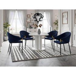 Krzesło tapicerowane Prymian