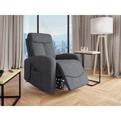 Fotel z funkcją relaksu Isco Lift