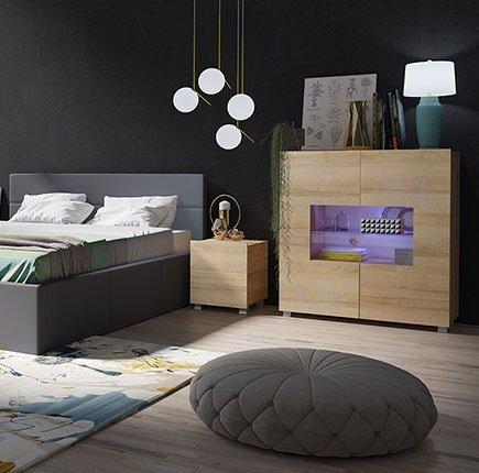 Sypialnia Bralani