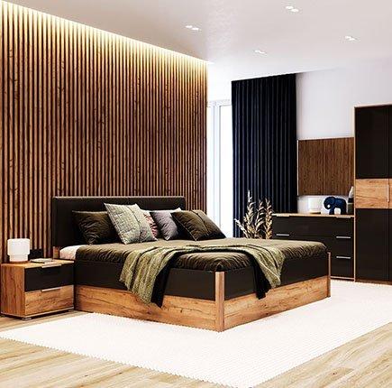 Sypialnia Antona