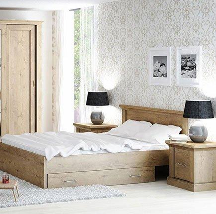 Sypialnia Actina