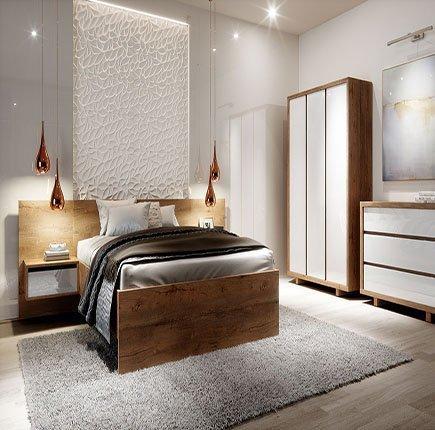 Sypialnia Ingrid