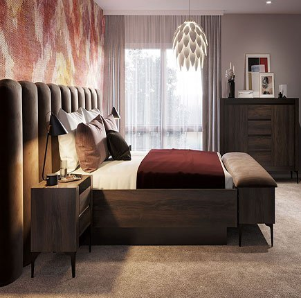 Sypialnia Notte