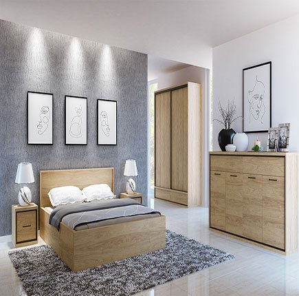 Sypialnia Antonio