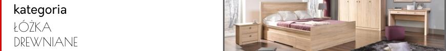 łóżko drewniane,łóżko do sypialni