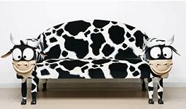 Dziwne meble tapicerowne