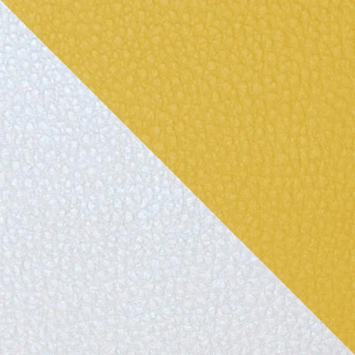 football - biały / żółty