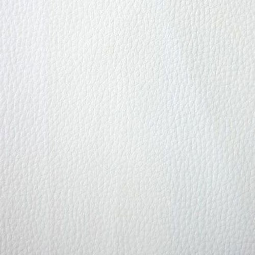 białe