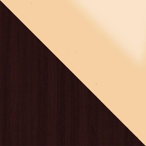 wenge / szkło vanilia