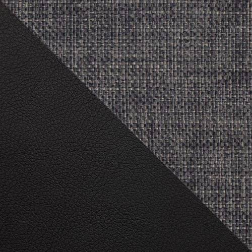 ekoskóra Soft 011 (czarna) + Lux 06