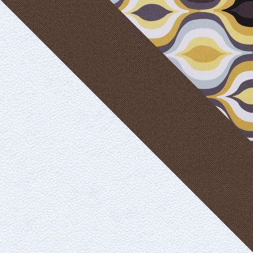 ekoskóra Soft 017 + Granada 2732 + Amber 73