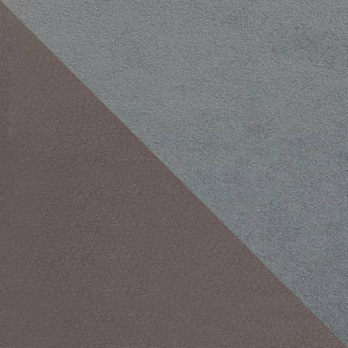 ekoskóra Soft 029 (szara) + Casablanca 2314