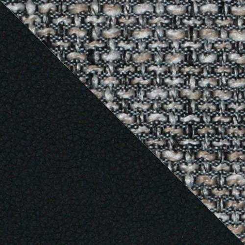 ekoskóra Soft 011 (czarna) + Lawa 05