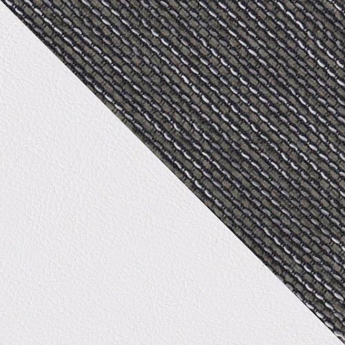 ekoskóra Soft 017 (biała) + Sumatra 2