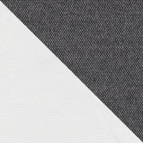 ekoskóra Soft 017 (biała) + Novel 12