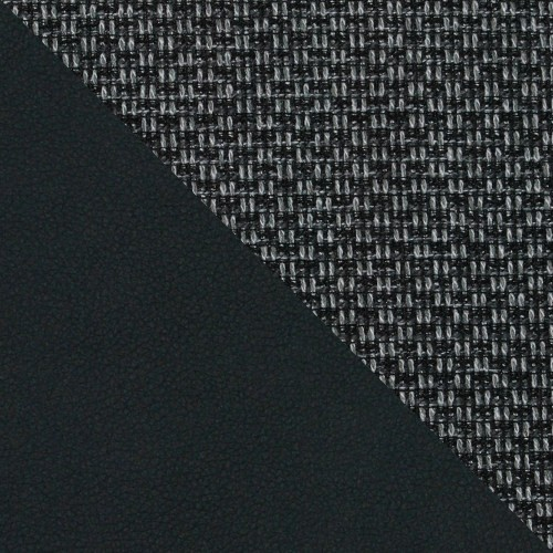 ekoskóra Soft 011 (czarna) + Majorka 03