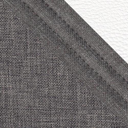 Sawana 21 + Sawana 21 pik + ekoskóra Soft 017 (biała)