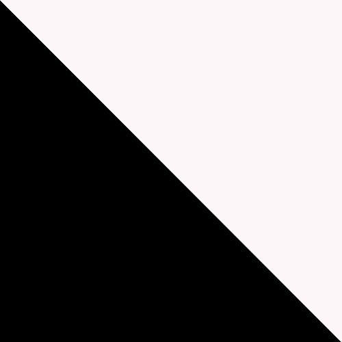 czarny / biały