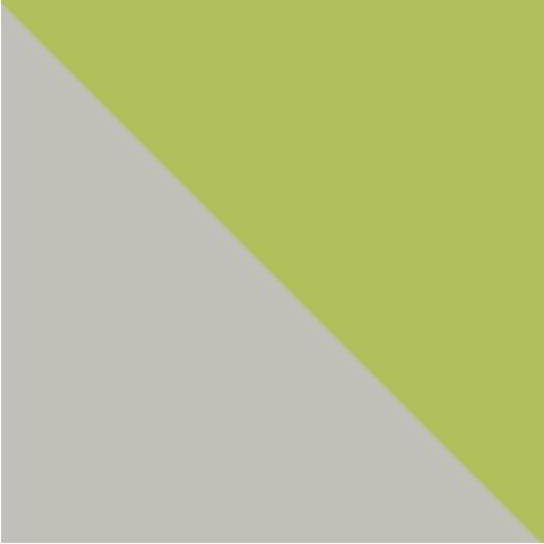 szary / zieleń