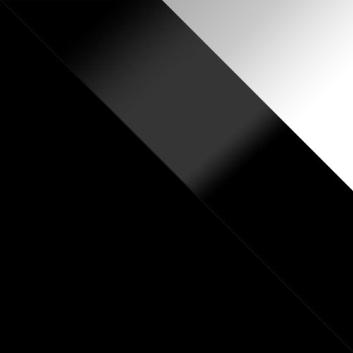 korpus: czarny, drzwi: czarny połysk, szuflady: biały połysk