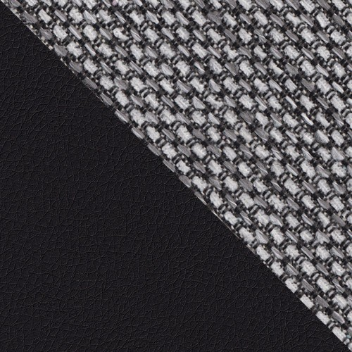 ekoskóra Soft 011 (czarna) + Sumatra 06