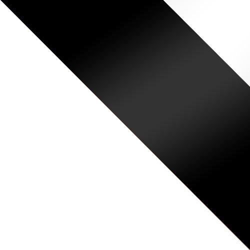 biały / czarny połysk + biały połysk