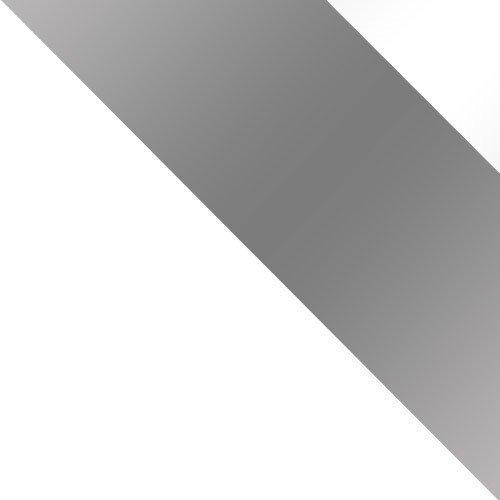 biały / szary połysk + biały połysk