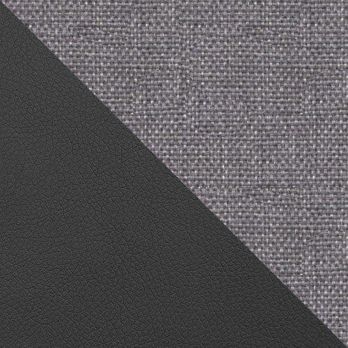 ekoskóra Soft 020 (grafit) + muna 08