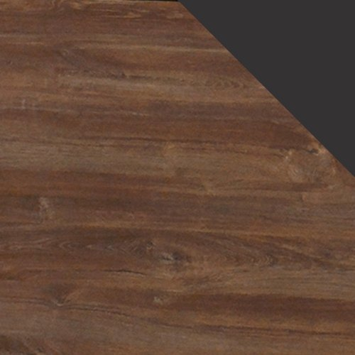 dąb sterling / dąb sterling + brązowy beton