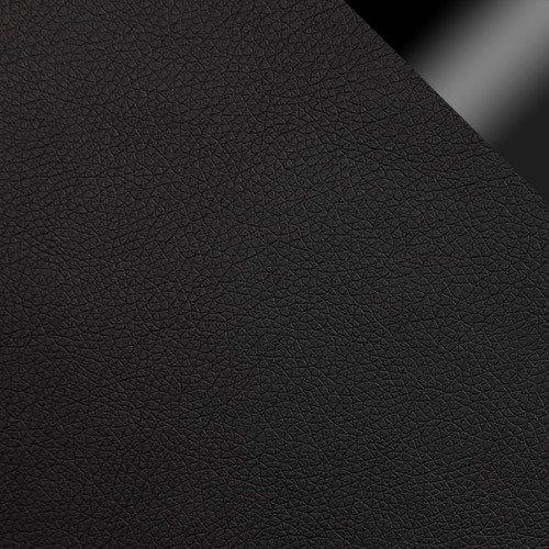 ekoskóra Soft 011 (czarna)