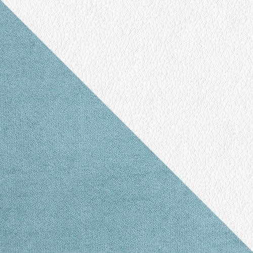 Trinity 22 + ekoskóra Soft 017 (biała)
