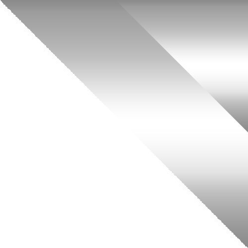 biały mat / biały połysk - lustro
