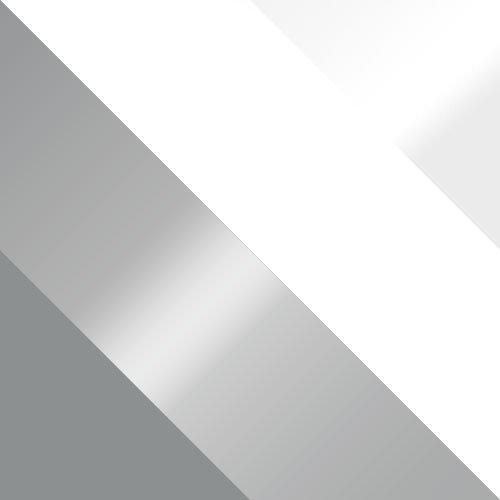 szary + szary połysk / biały + biały połysk