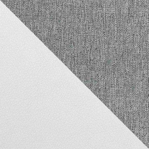 ekoskóra Soft 017 (biała) + Bristol 2460