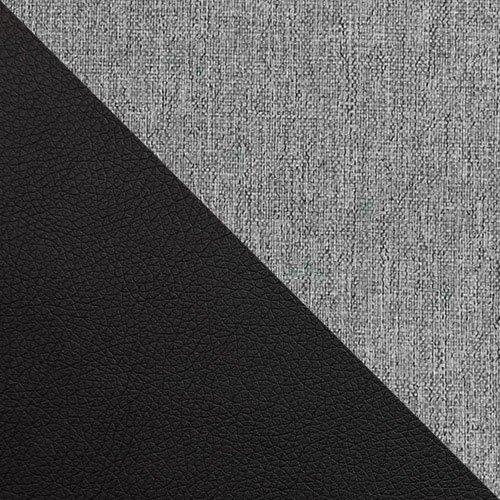 ekoskóra Soft 011 (czarna) + Bristol 2460